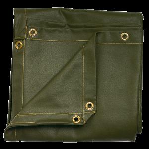 Perdea protectie sudura opaca verde 1,8 x 1,8 m